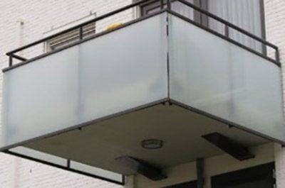 Balkonhekken